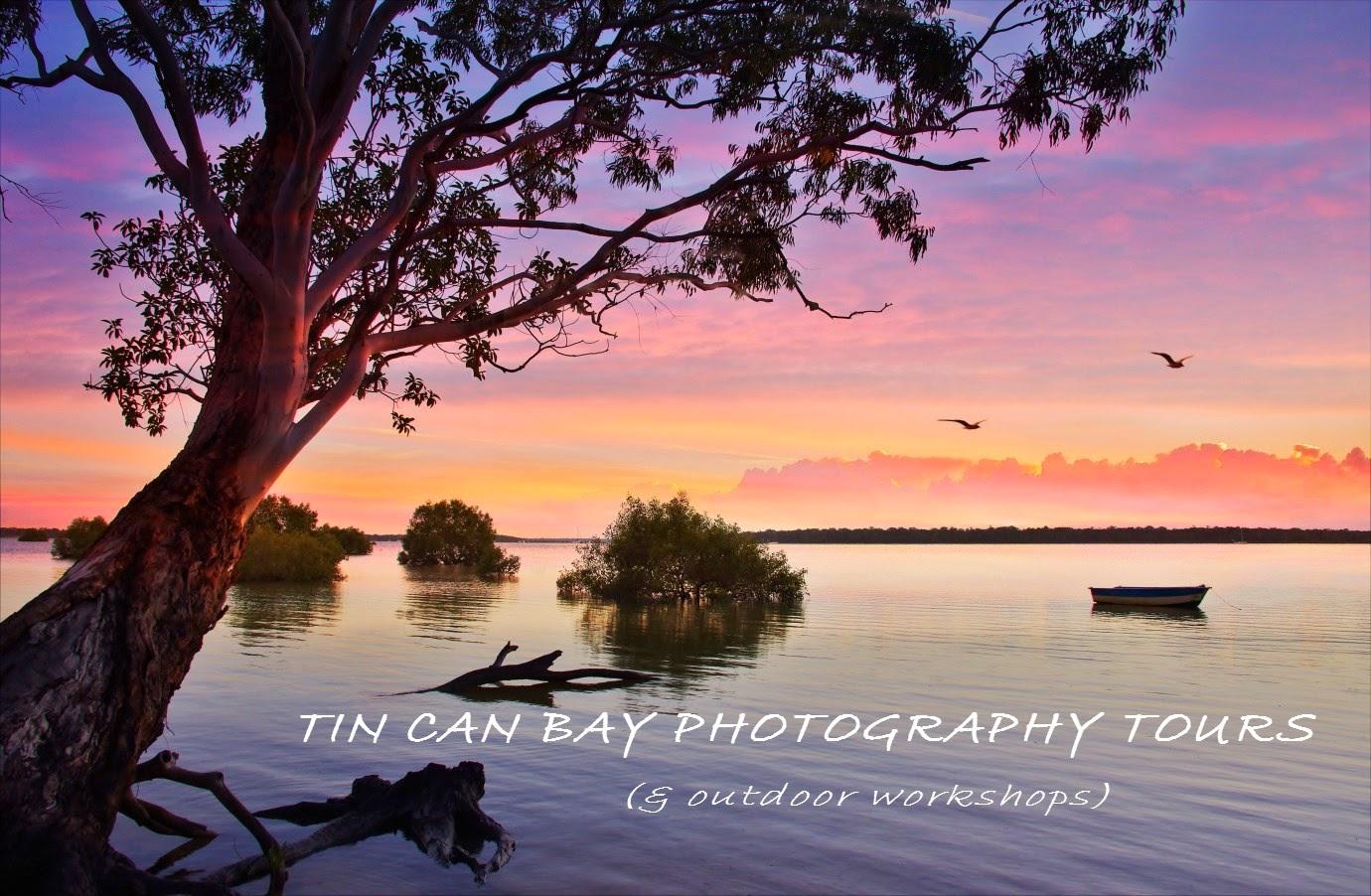 Tin Can Bay Photography Tours