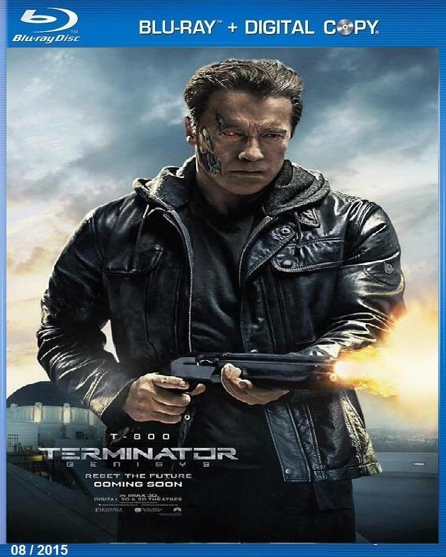 [ภาพชัด MASTER มาแล้ว] TERMINATOR GENISYS (2015) ฅนเหล็ก 5 มหาวิบัติจักรกลยึดโลก [1080P] [เสียงไทยโรงชัด]