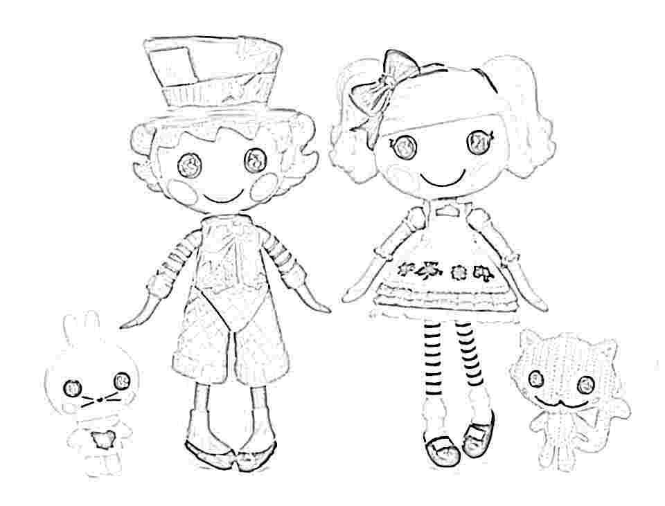 Dibujos de lalaloopsy para pintar imagui for Lalaloopsy coloring pages