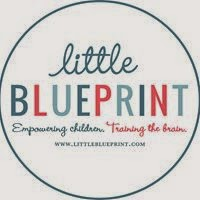 little blueprint logo