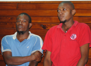 Terror suspects released on Sh300,000 bond, duo charged with recruiting people into the al Shabaab terror group