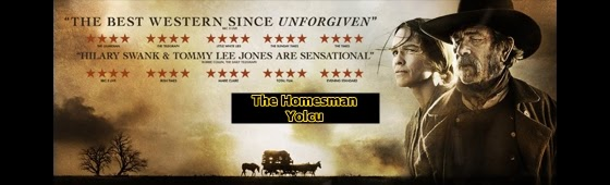the homesman-yolcu