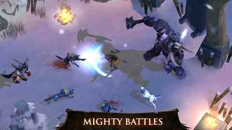 Dungeon Hunter 4, iPhone Action Game Action Games, Arcade Gamess Free Download, iPhone Applications