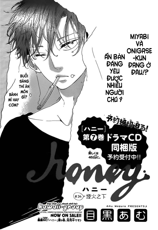 Honey Chapter 34 - Hamtruyen.vn
