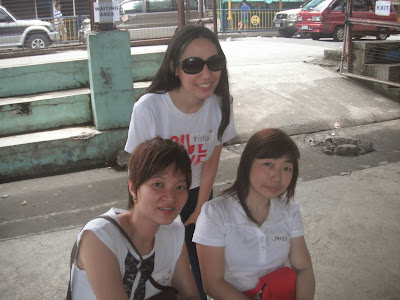 Trisha Sebastian in Love Joy Peace Medical Mission