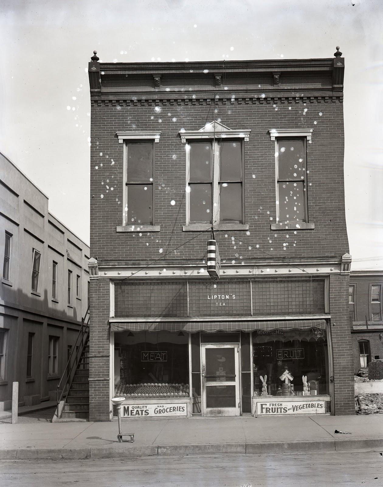 Kansas dickinson county abilene - The Broadway Market In Abilene Kansas
