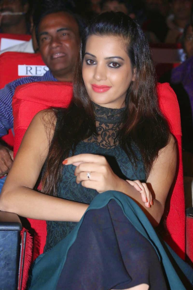 Deeksha Panth Sizzling At Manam Event Pics