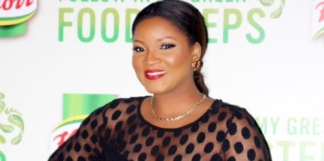 OMOTOLA JALADE CONFIRMS SHE'S IN SUPPORT OF PRESIDENT MUHAMMADU BUHARI