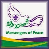 WE ARE REGISTERED MESSENGERS OF PEACE