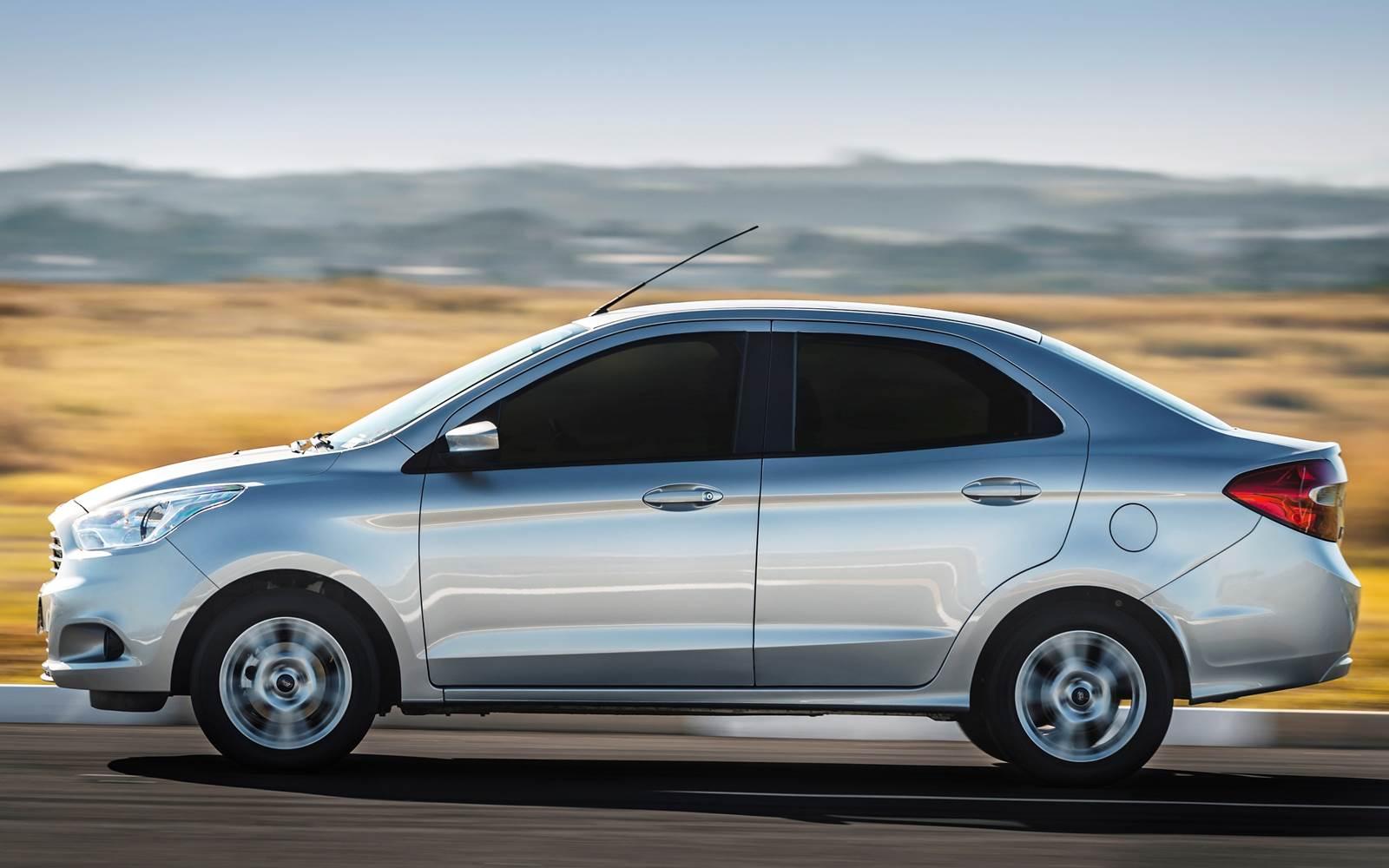 Novo Ford Ka+ 2015 - preço