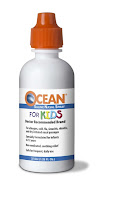 ocean sinus kids spray