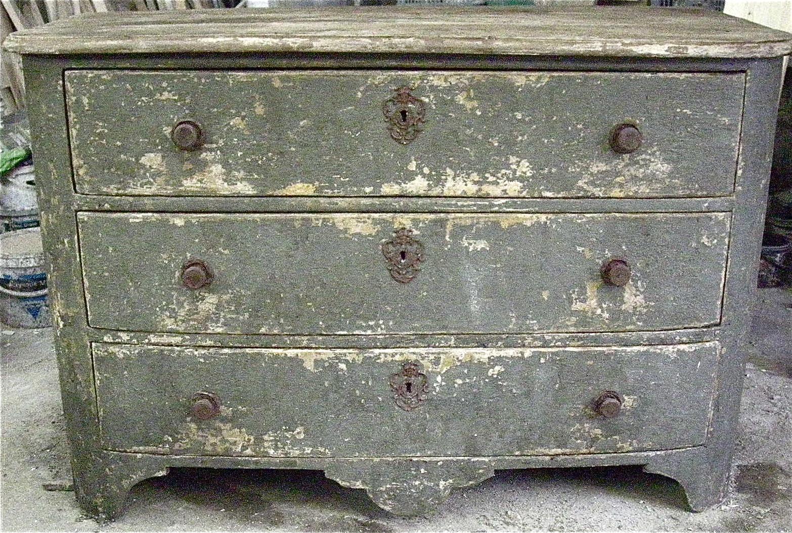 Provence atelier de patine sur meubles restauration de mobilier ancien patines de meubles - Meuble peint ancien ...