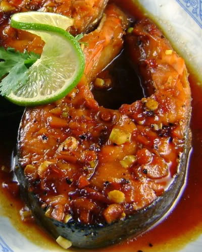 how to make vietnamese salted fish