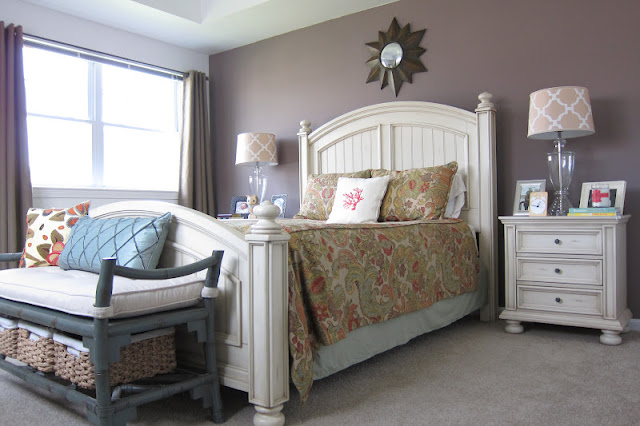 Inspired Whims: Budget Bedroom Makeover