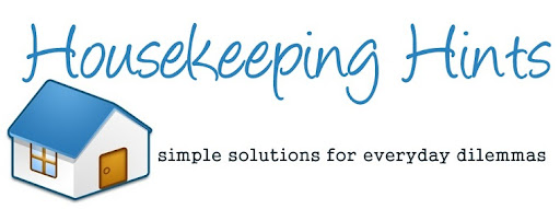 (Housekeeping Hints) simple solutions, tips & tricks to every day dilemmas
