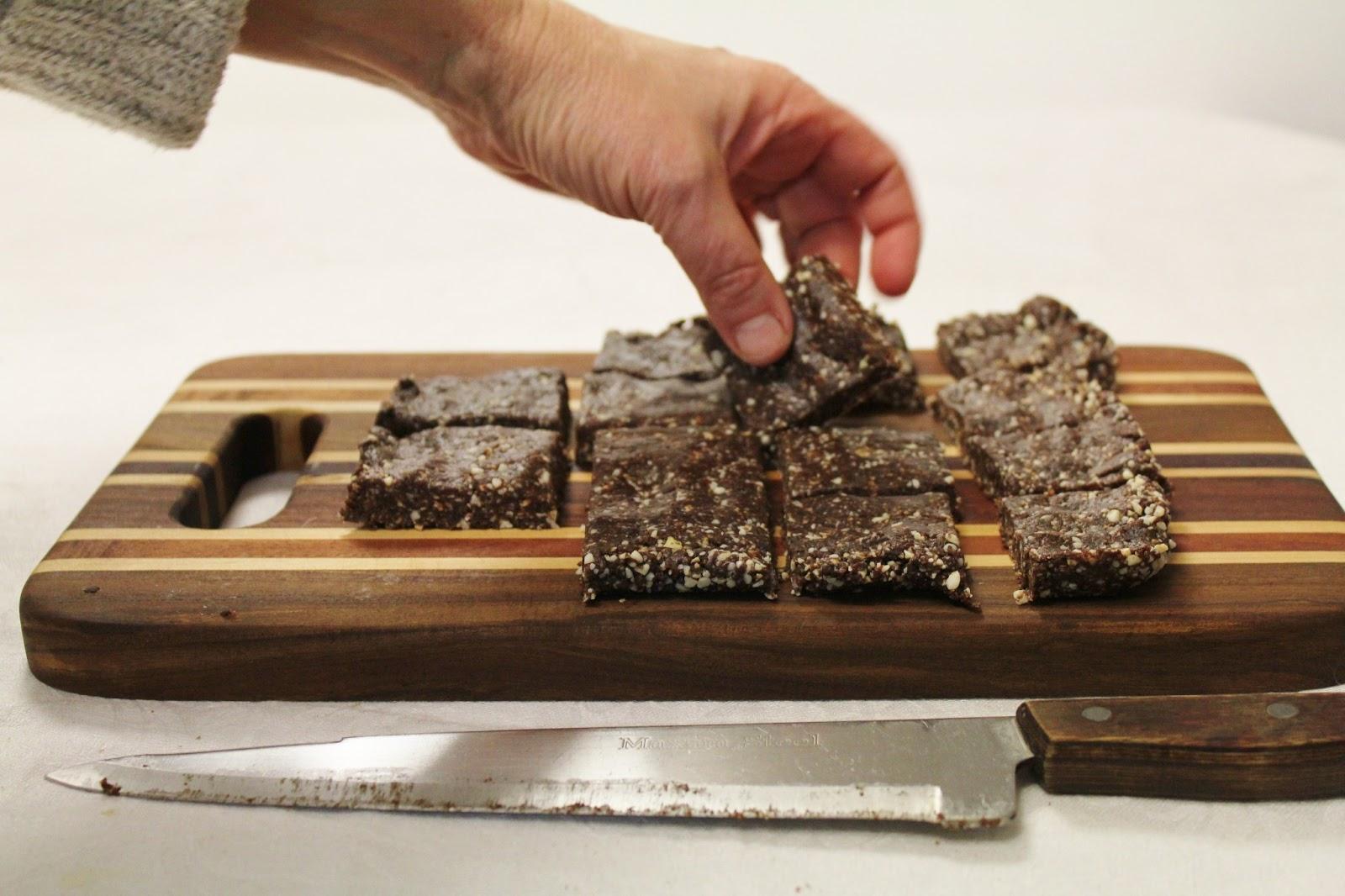 This Rawsome Vegan Life: fudgy raw brownies