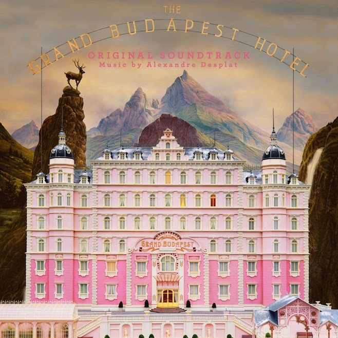 Quick Review: The Grand Budapest Hotel