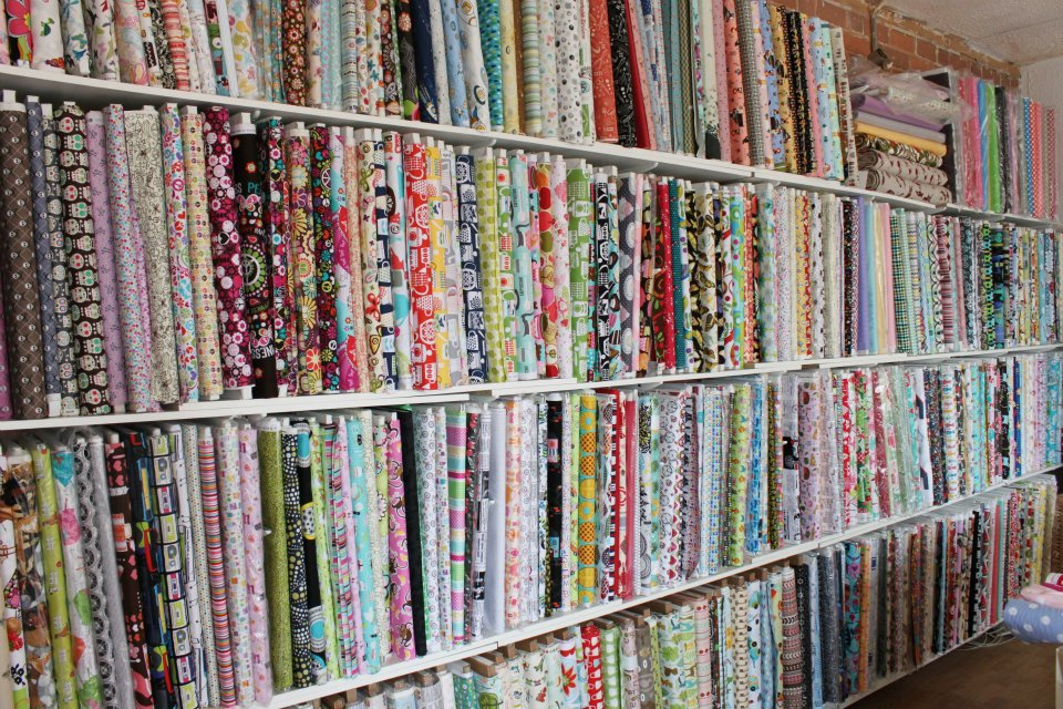 The sewing directory facebook promoted posts experiment for Frumble fabrics