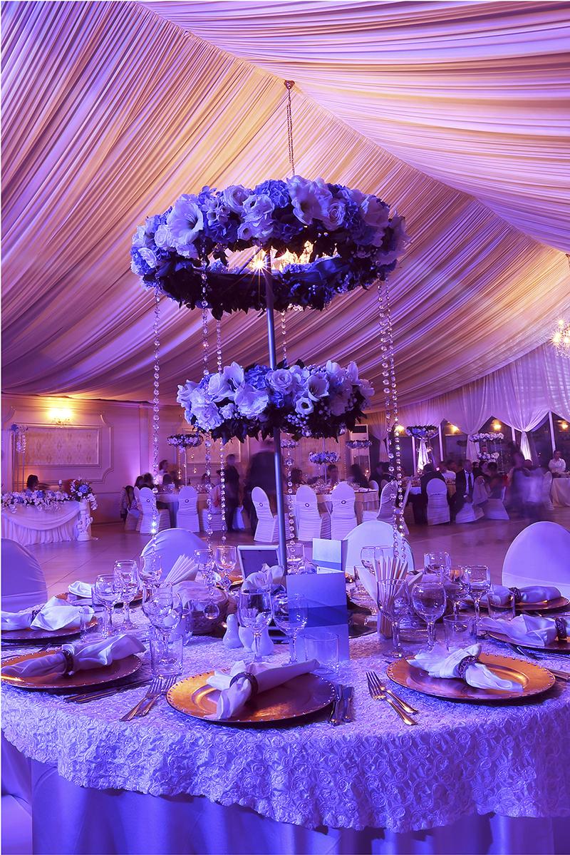 Dekoration Russische Hochzeit Swadba Hallendekoration Fur