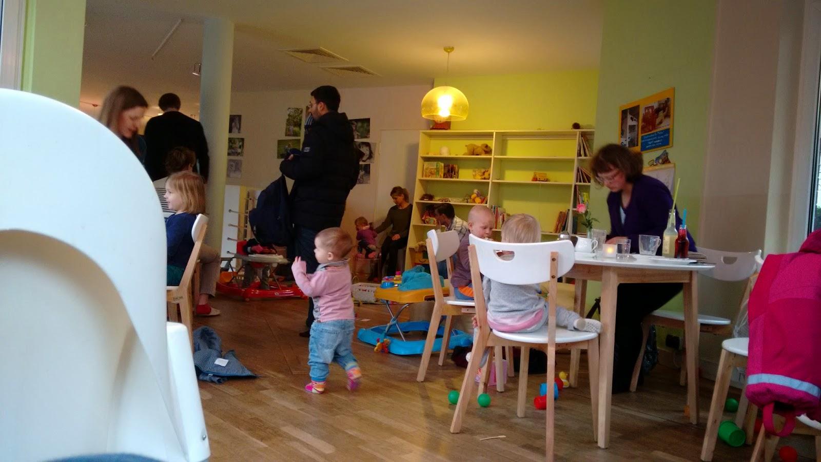 Eltern-Kind-Café in Berlin