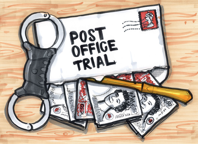 Post Office Trial