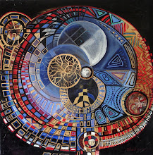 Cosmos - 50 x 50 cm - 2013