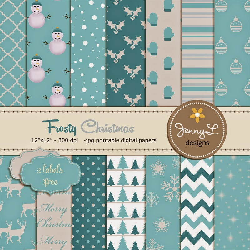 https://www.etsy.com/listing/211510661/frozen-frosty-christmas-digital-paper?