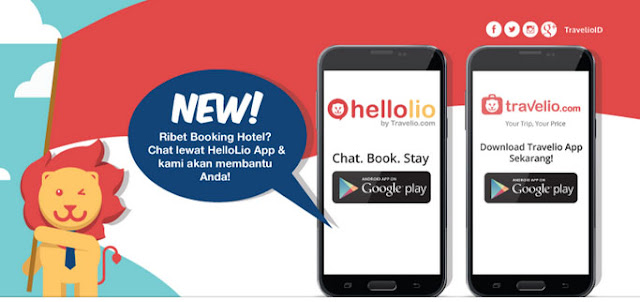 Travelio App - Download Aplikasi Travelio Untuk Semua Smartphone