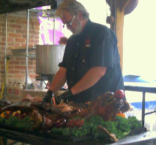 Whole Hog Cooking Myron Mixon