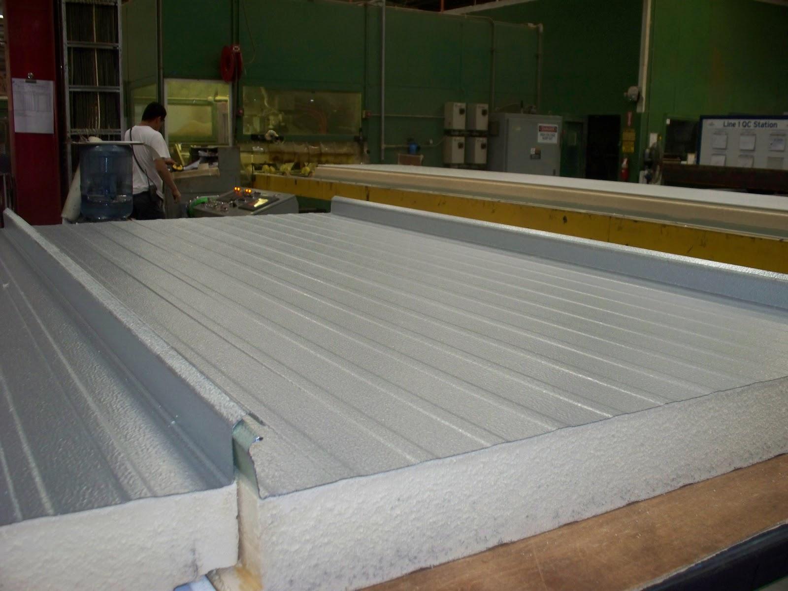 Tin Box Roof