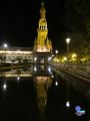 Sevilla - Plaza de España - Aníbal González - 08