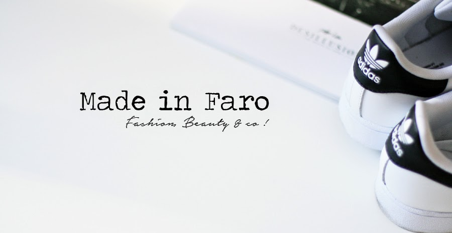 (made in)Faro : Blog mode Lille, blog beauté, blog voyage et lifestyle