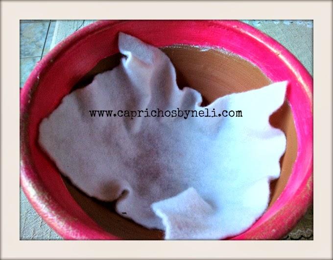 Vaso de cerâmica, craquelê, suculentas