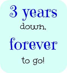 Our 3 Year Blogiversary Celebration: Scavenger Hunt