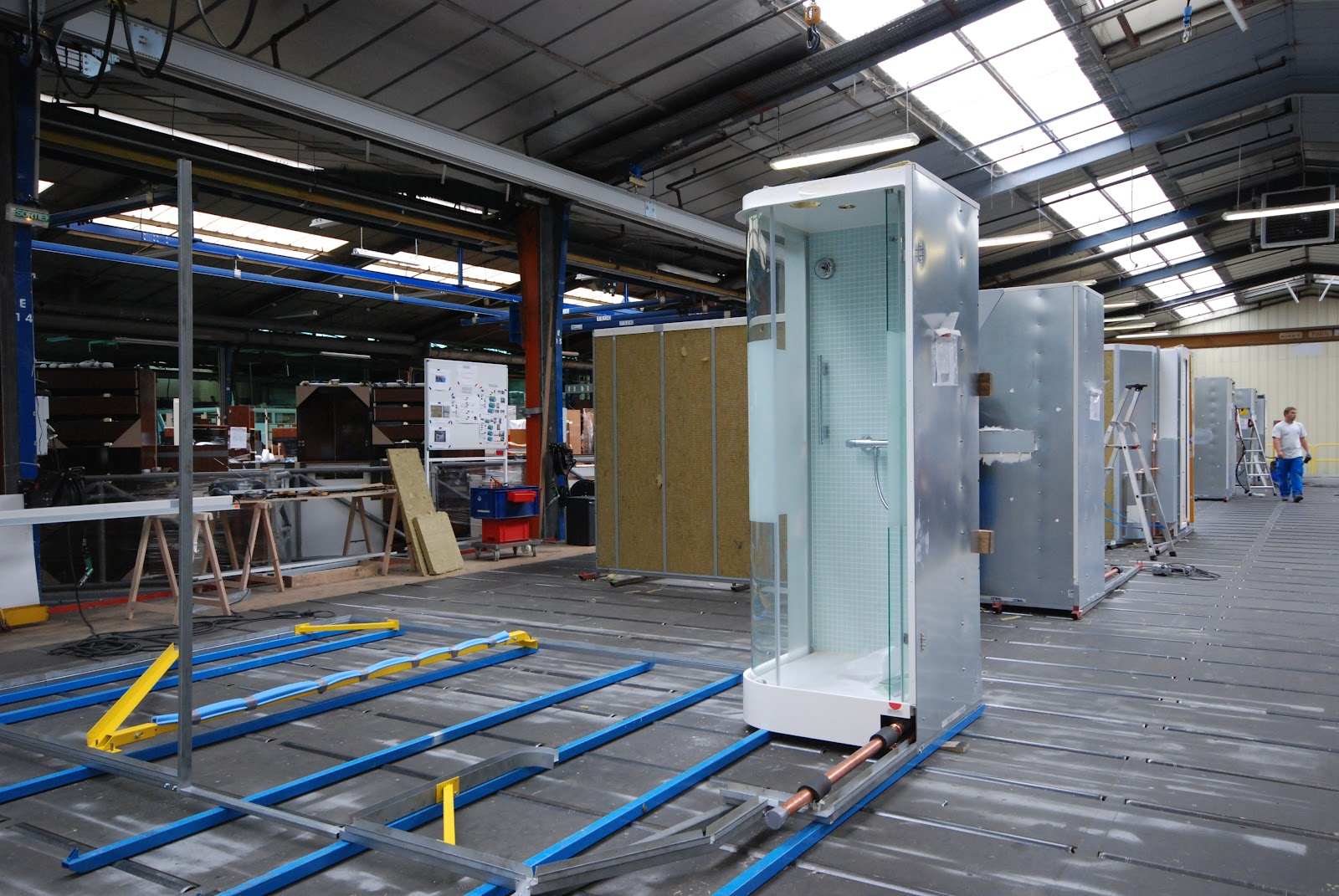 Maison container fabrication en serie - Fabricant maison container ...
