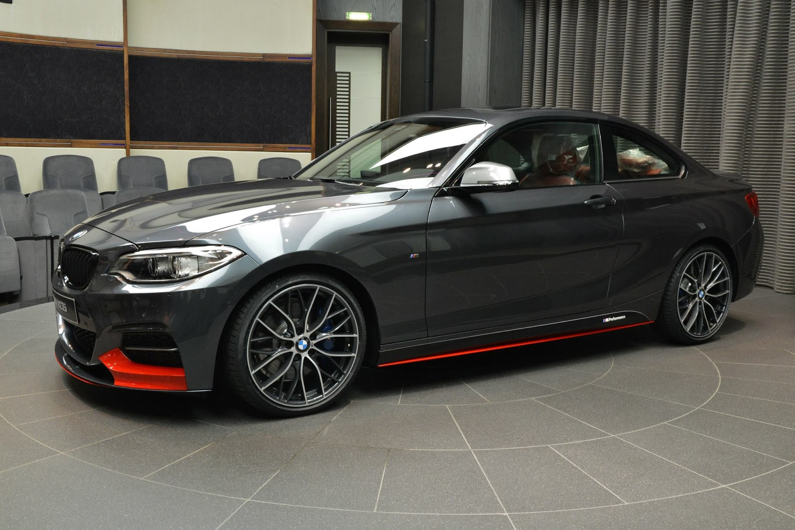 A BMW M235i With Red Twist An X4 CSL Style Wheels And More