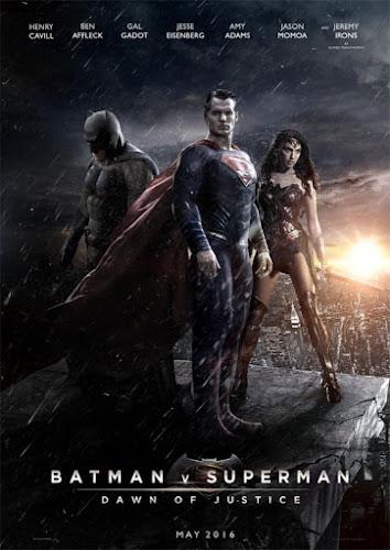 Batman Vs Superman – A Origem da Justiça (2016) CAM TS Dublado - Torrent