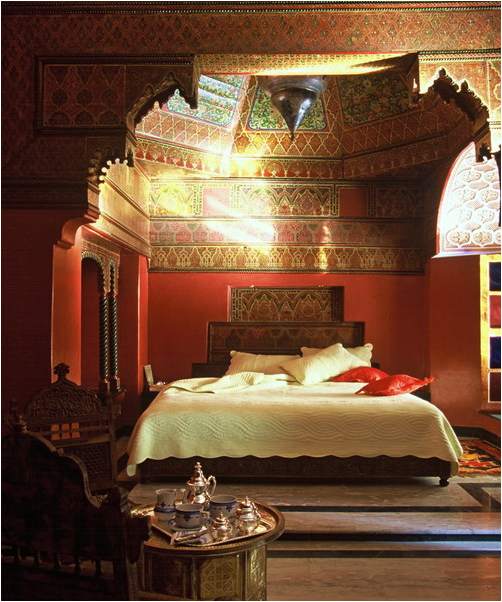 Interior design ideas for moroccan joy studio design gallery best design - Moroccan bedroom ideas decorating ...