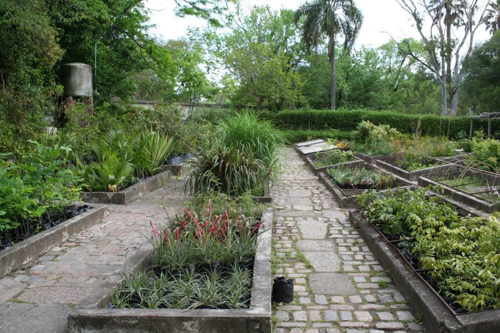 Paisajismo pueblos y jardines una opini n sobre el for Plantas de un jardin botanico