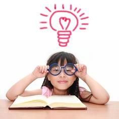 Resultado de imagen para niño con ideas