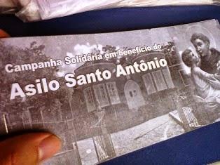 Ajude o Asilo Santo Antônio