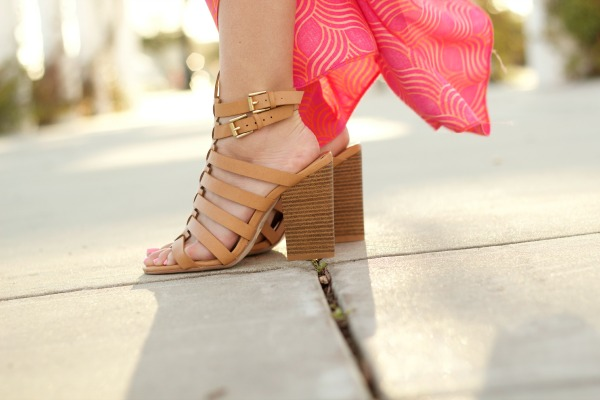 just fab neutral heels