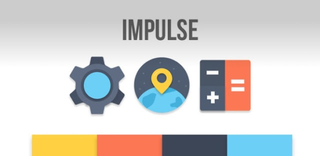 Impulse Icon Pack v1.0.3 Apk Miki