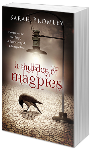 Cover for Murder of Magpies