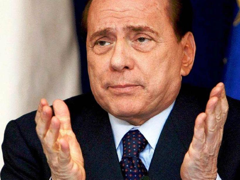 Silvio Berlusconi convicted over Italy wiretap