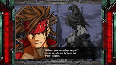 Guilty Gear XX Accent Core Plus R Games