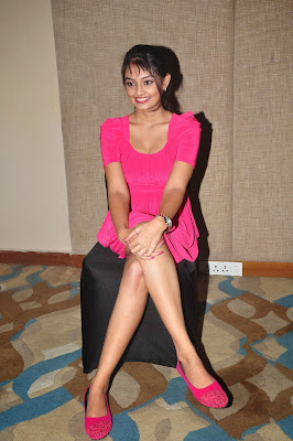 Actress+Nikitha+Narayan+Hot+Photos+in+Pink+Dress+at+Pizza+2+Villa+Audio+Release+Function+CelebsNext+0049 Nikitha Narayan Pictures in Pink Dress at Pizza 2 Villa Audio Release Function