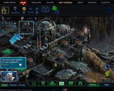 Infinite Realms - Radar Tower