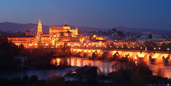 El blog de marga ciudades hermosas c rdoba - Mezquita de cordoba de noche ...