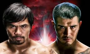Pacquiao vs Rios Fight Live Streaming video online info
